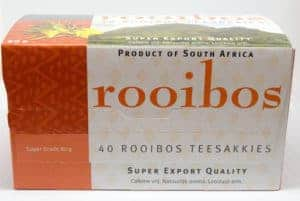 Baak Detailhandel Jacob Hooy Rooibos 40 Theezakjes