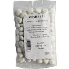 Amarelli laurierdrop wit