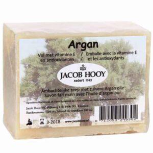 Baak Detailhandel Jacob Hooy Argan Zeep 700