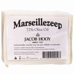 Baak Detailhandel Jacob Hooy Marseille Zeep Label 700