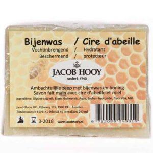 Baak Detailhandel Jacob Hooy Natuurlijke Verzorging Bijenwas Zeep 700