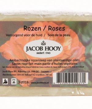 Baak Detailhandel Jacob Hooy Natuurlijke Verzorging Rozenzeep 700
