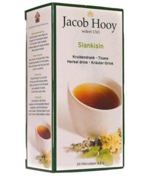 Baak Detailhandel Jacob Hooy Slankisin 20 Theezakjes 700