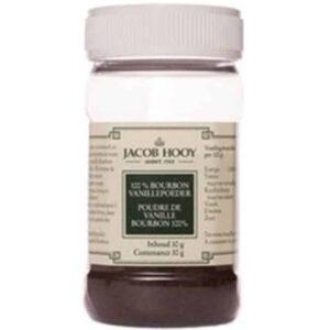 Baak Detailhandel Jacob Hooy Vanillepoeder Bourbon 100 Procent