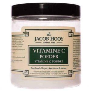 Baak Detailhandel Jacob Hooy Vitamine C Poeder Pure Food 200 Gram 700