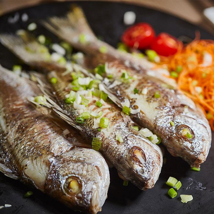Gekruide Vissen Baak Detailhandel