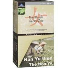 Nan Yu 50 theezakjes