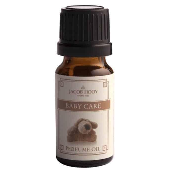 Baak Detailhandel Jacob Hooy Parfum Olie Baby Care 10ml 700