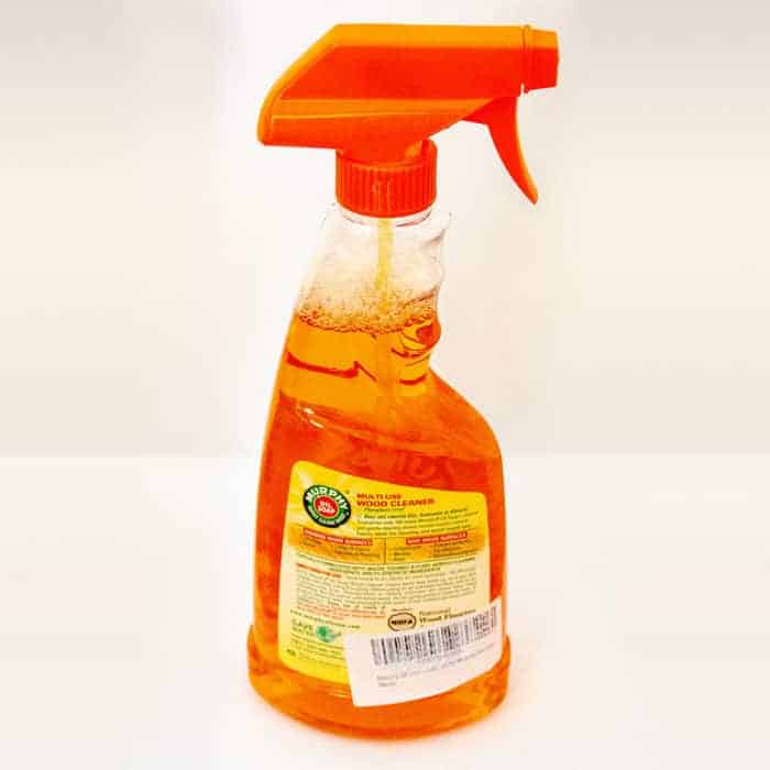 Baak Detailhandel Murphy Multi Use Wood Cleaner 650ml Spray Flacon Label