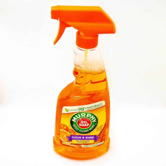 Baak Detailhandel Murphy Multi Use Wood Cleaner 650ml Spray Flacon Voorzijde