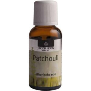 Baak Detailhandel Jacob Hooy Patchouliolie 30ml 70855