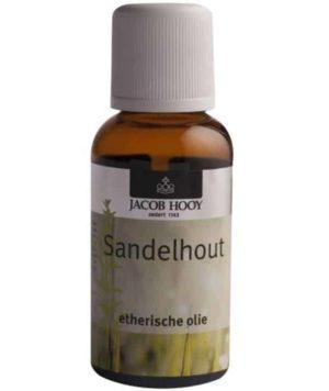 Baak Detailhandel Jacob Hooy Sandelhout Olie 30ml 70884