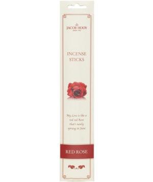 Baak Detailhandel Jacob Hooy Wierookstokjes Red Rose 62626