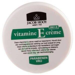 04038 Vitamine E Handcreme 140gram Jacob Hooy Baak Detailhandel