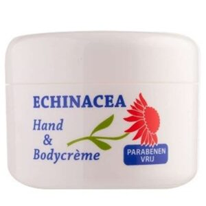 04041 Echinacea Hand En Bodycreme Jacob Hooy Baak Detailhandel