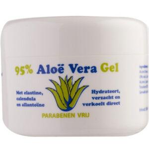 04045 Aloe Vera Gel Jacob Hooy Baak Detailhandel