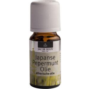 70868 Japanse Pepermunt Olie 10ml Jacob Hooy Baak Detailhandel