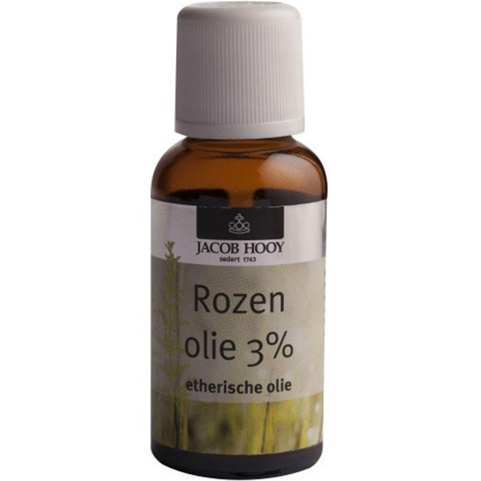 70876 Rozen Olie 30ml Jacob Hooy Baak Detailhandel