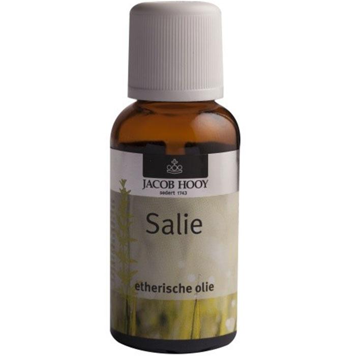 70881 Salie Olie 30ml Jacob Hooy Baak Detailhandel