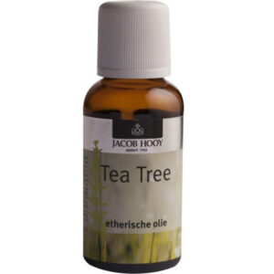 70969 Tea Tree Olie 30ml Jacob Hooy Baak Detailhandel