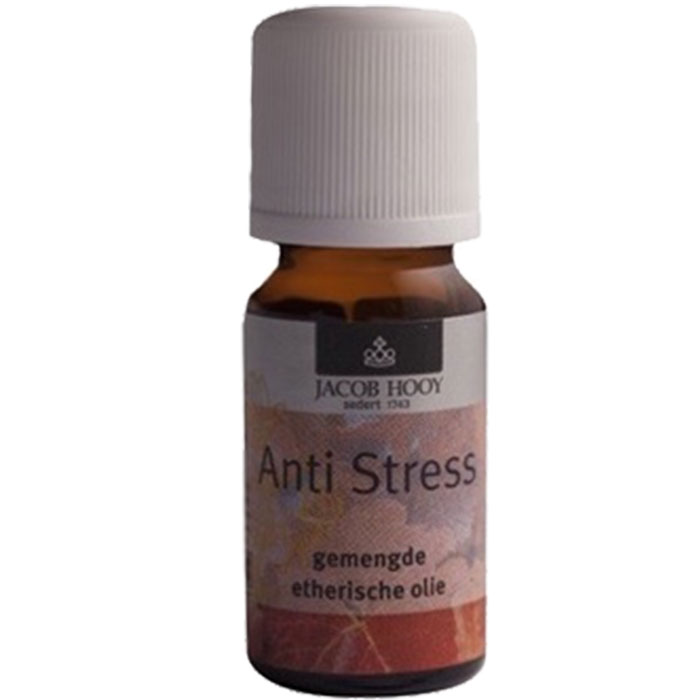 74548 Anti Stress Olie 10ml Jacob Hooy Baak Detailhandel
