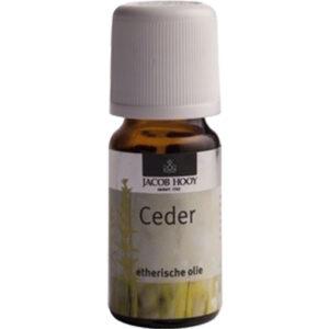 74589 Ceder Olie 10ml Jacob Hooy Baak Detailhandel