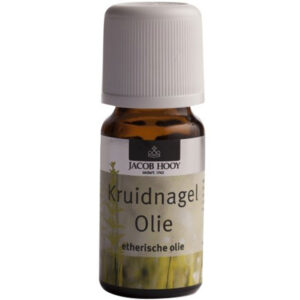 74730 Kruidnagel Olie 10ml Jacob Hooy Baak Detailhandel