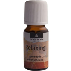 74872 Relaxing Olie 10ml Jacob Hooy Baak Detailhandel