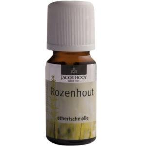 74874 Rozenhout Olie 10ml Jacob Hooy Baak Detailhandel