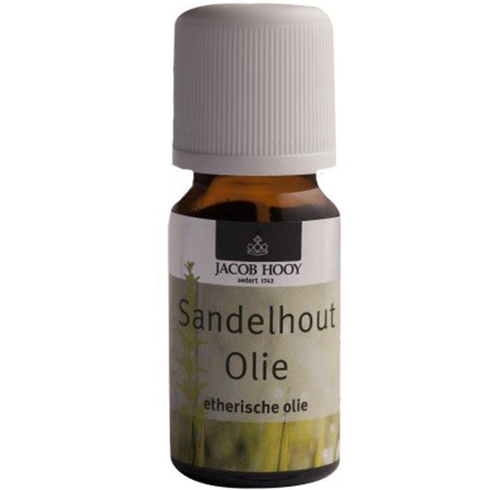 74882 Sandelhout Olie 10ml Jacob Hooy Baak Detailhandel