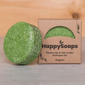 Aloe You Very Much Shampoo Bar 70g Happy Soaps Baak Detailhandel
