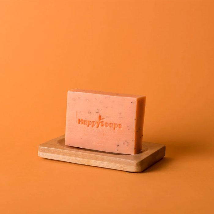 Body Bar Arganolie En Rozemarijn Natural Happysoaps Baak Detailhandel