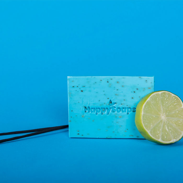 Body Bar Bergamot En Wierook Natural Happysoaps Baak Detailhandel