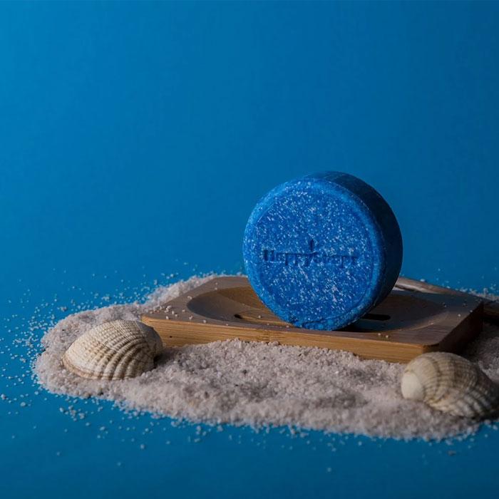 In Need Of Vitamin Sea Natural Shampoo Bar Happy Soaps Baak Detailhandel