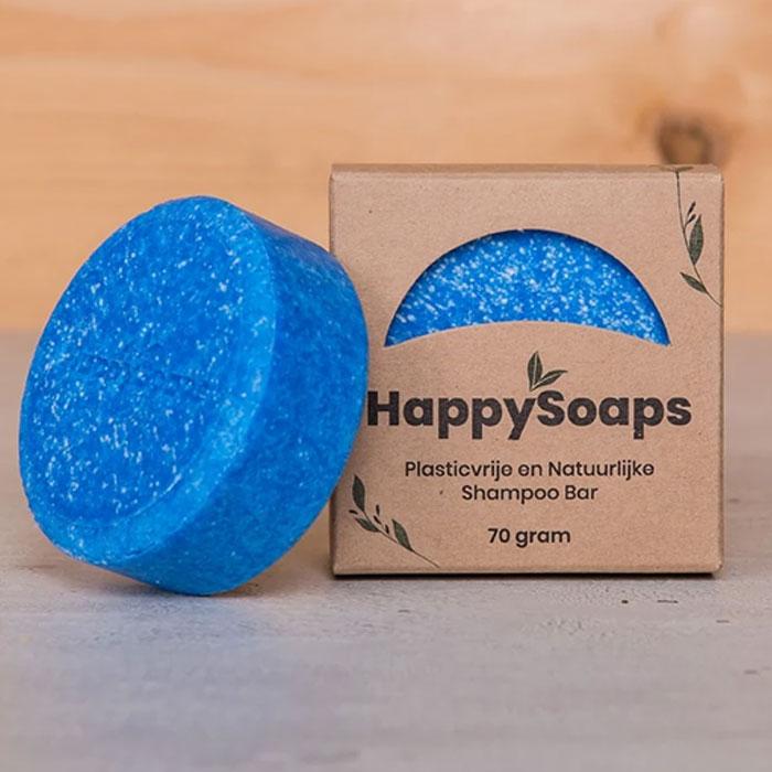 In Need Of Vitamin Sea Shampoo Bar 70g Happy Soaps Baak Detailhandel