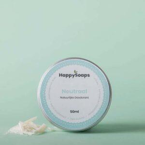 Natuurlijke Deodorant Neutraal Happysoaps Baak Detailhandel