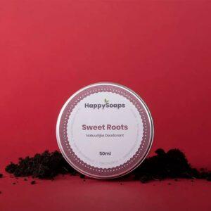 Natuurlijke Deodorant Sweet Roots Happysoaps Baak Detailhandel