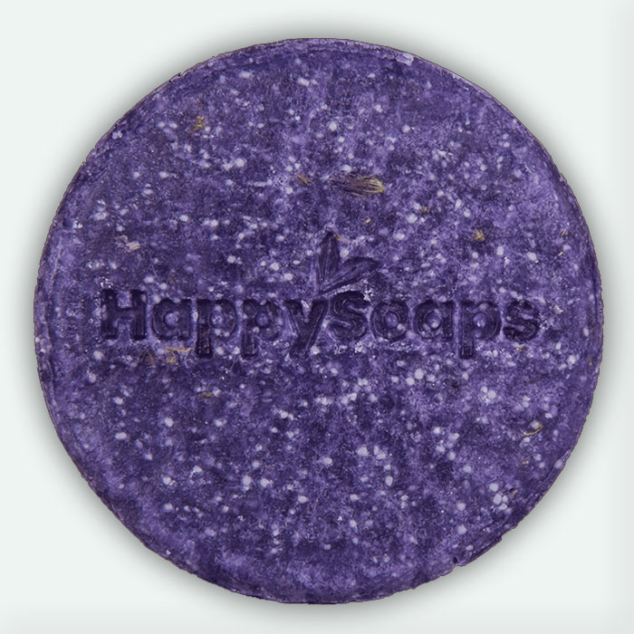 Purple Rain Shampoo Bar Happy Soaps Baak Detailhandel