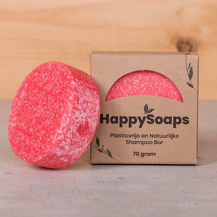 Youre One In A Melon Shampoo Bar 70g Happy Soaps Baak Detailhandel