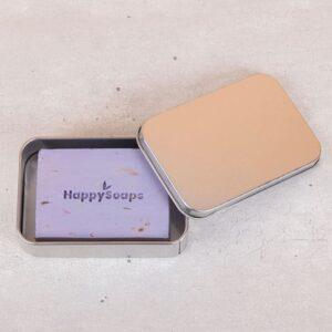 Body Bar Bewaarblik Reisblik Happy Soaps Baak Detailhandel