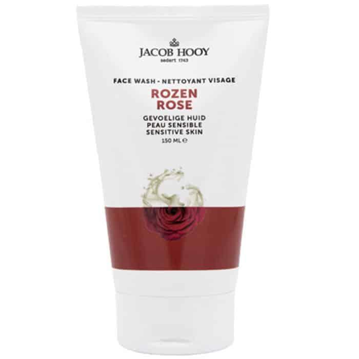 Jacob Hooy Rozen Face Wash 05300 Baak Detailhandel