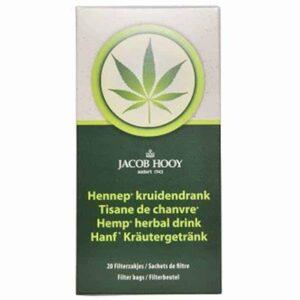Jacob Hooy Theezakje Hennep 35291 Baak Detailhandel