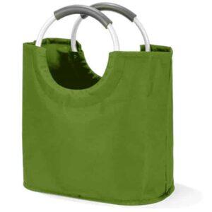 Boodschappentas Polyester Groen Baak Detailhandel
