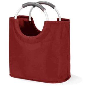 Boodschappentas Polyester Rood Baak Detailhandel