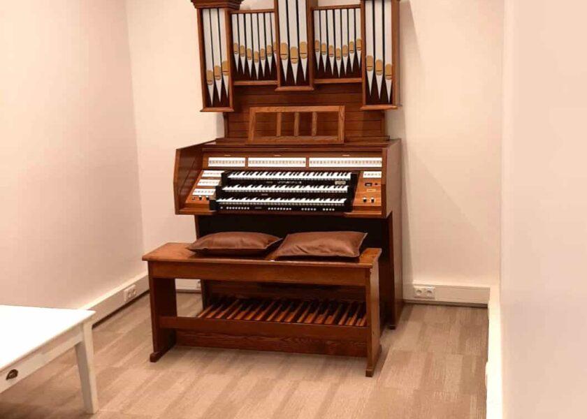Johannus Sweelinck 30 Orgel 01 Silver Studios Aalsmeer