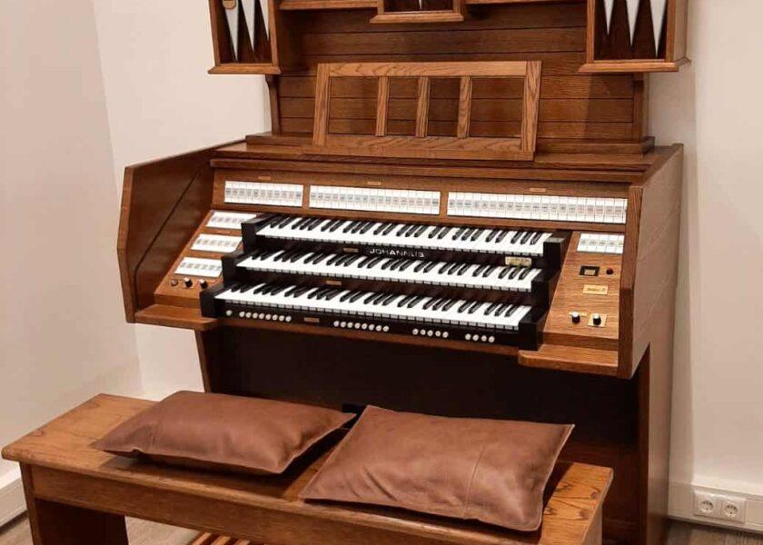 Johannus Sweelinck 30 Orgel 02 Silver Studios Aalsmeer