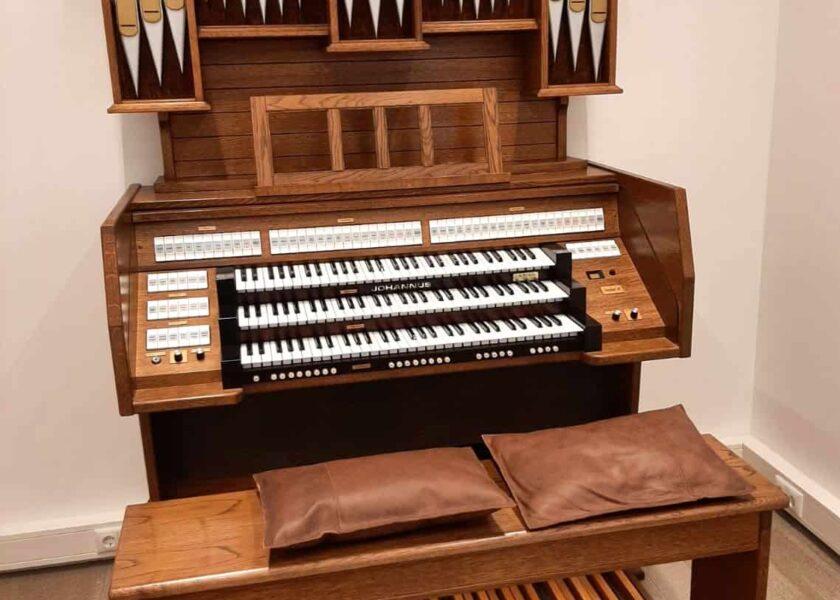 Johannus Sweelinck 30 Orgel 03 Silver Studios Aalsmeer